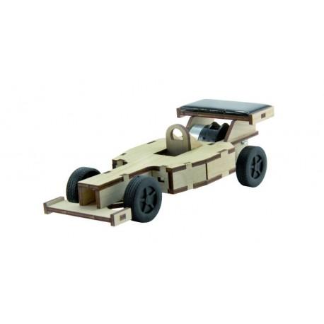 Macchinina F1 in legno