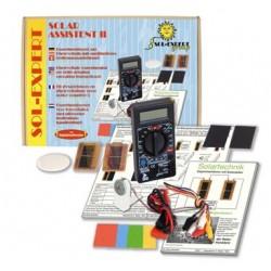 Assistente solare II (con tester)