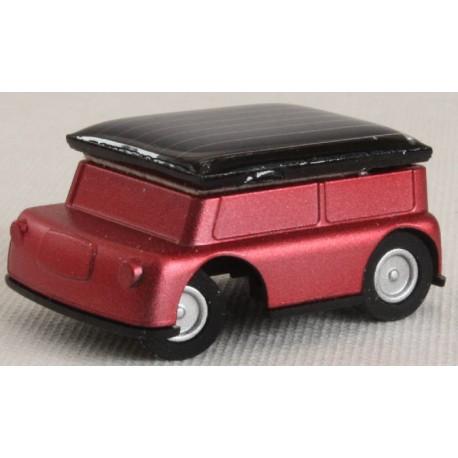 Auto solare rossa