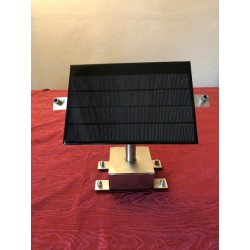 Inseguitore solare monoassiale