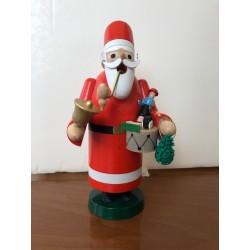 Santa Klaus con campanella